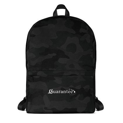 CAMO BLACK - Backpack