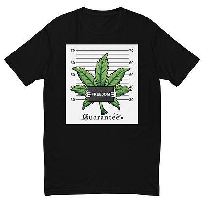 Cannabis Freedom - Men's T-shirt