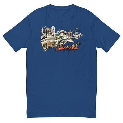 Boombox Turntable - Men's T-shirt