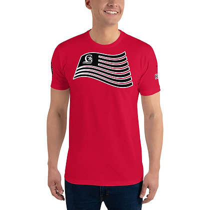 T-shirt - G flag