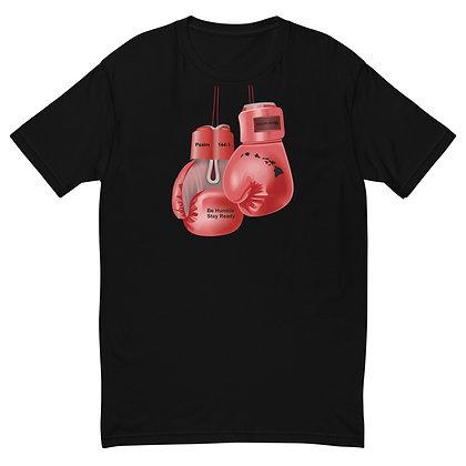 Stay ready  Be humble - Men's Shirt