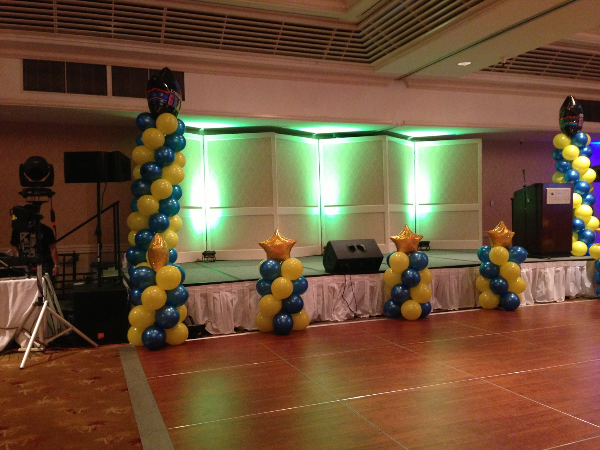 GReen uplight stage set up.jpg