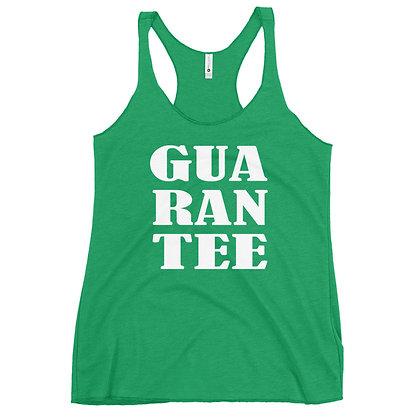 GUA-RAN-TEE - Women's Racerback Tank