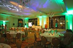 Green elegant uplighting wide view with digital image.jpg