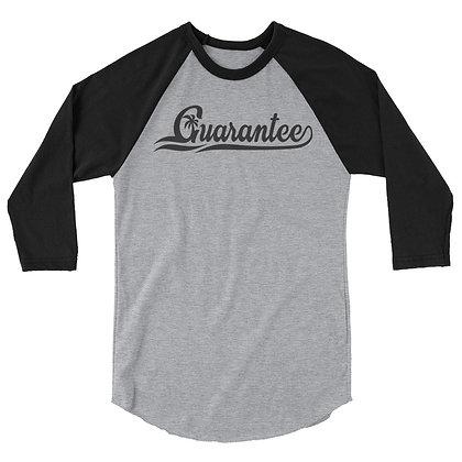 Guarantee Baseball style - Men's 3/4 sleeve raglan shirt