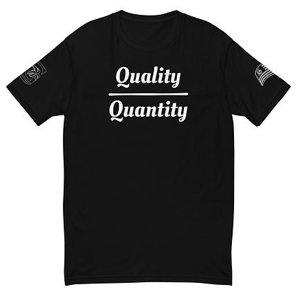 Quality over Quantity - Men's T-shirt