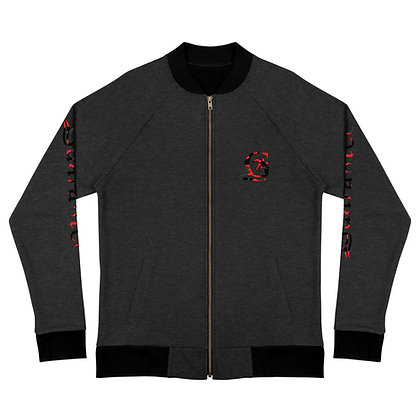 Red Camo G - Bomber Jacket