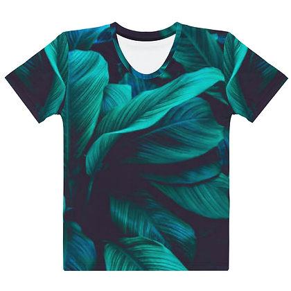 Tee Leaf - Women's Silky smooth T-shirt