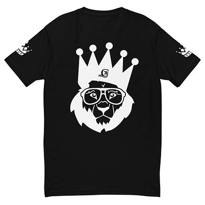 Crowned Lion glasses - Adult T-shirt