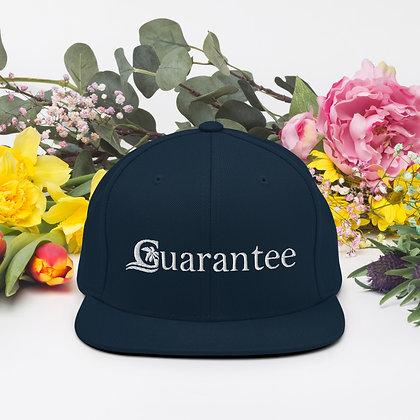 Snapback Hat - Guarantee