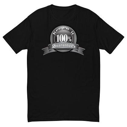 Keep'n 100% BLACK Seal - Super soft shirt