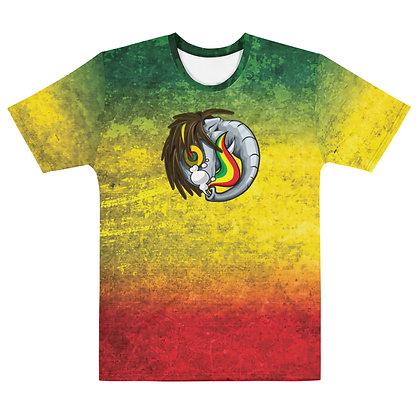 Rasta Elephant - Silky smooth dress shirt