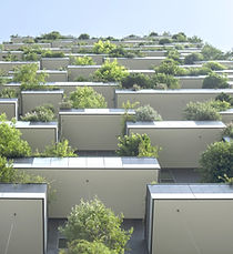 Balcones verdes
