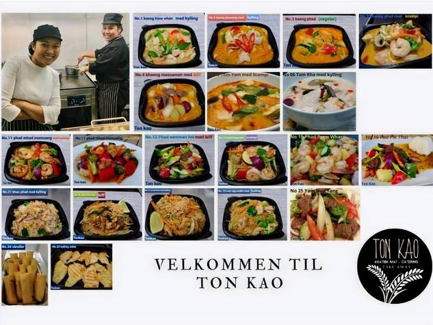 Velkommen til Ton Kao