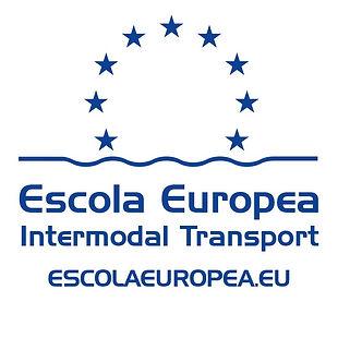 Logo of the Escola Europea - Intermodal Transport