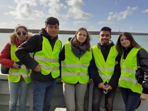 Formati al Porto gruppo