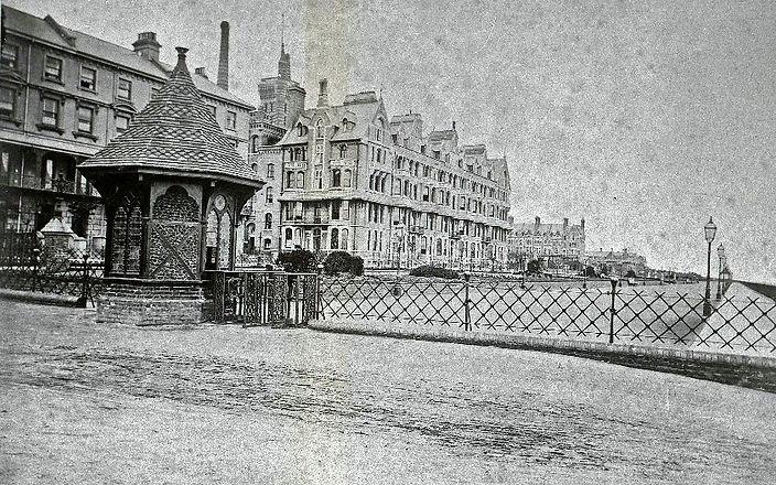 Toll Gate c.1860s