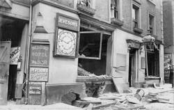 Bull & George Bombed