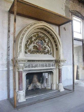 Granville Fire Place