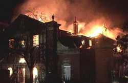 Ramsgate Library Fire