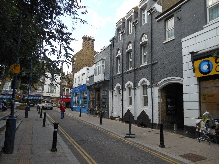 York Street 2018