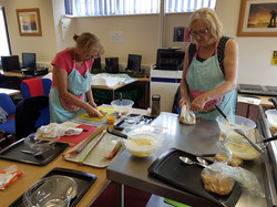Cookery Skills Session
