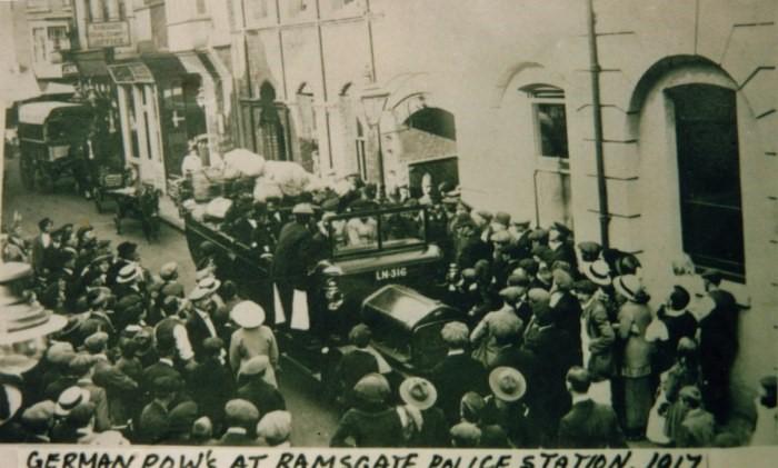 York Street 1917