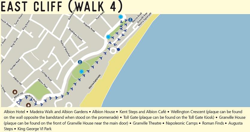 Walk 4 Map