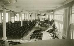 West Cliff Hall Interior