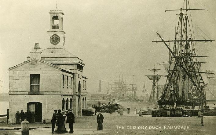 Maritime Museum 1860s
