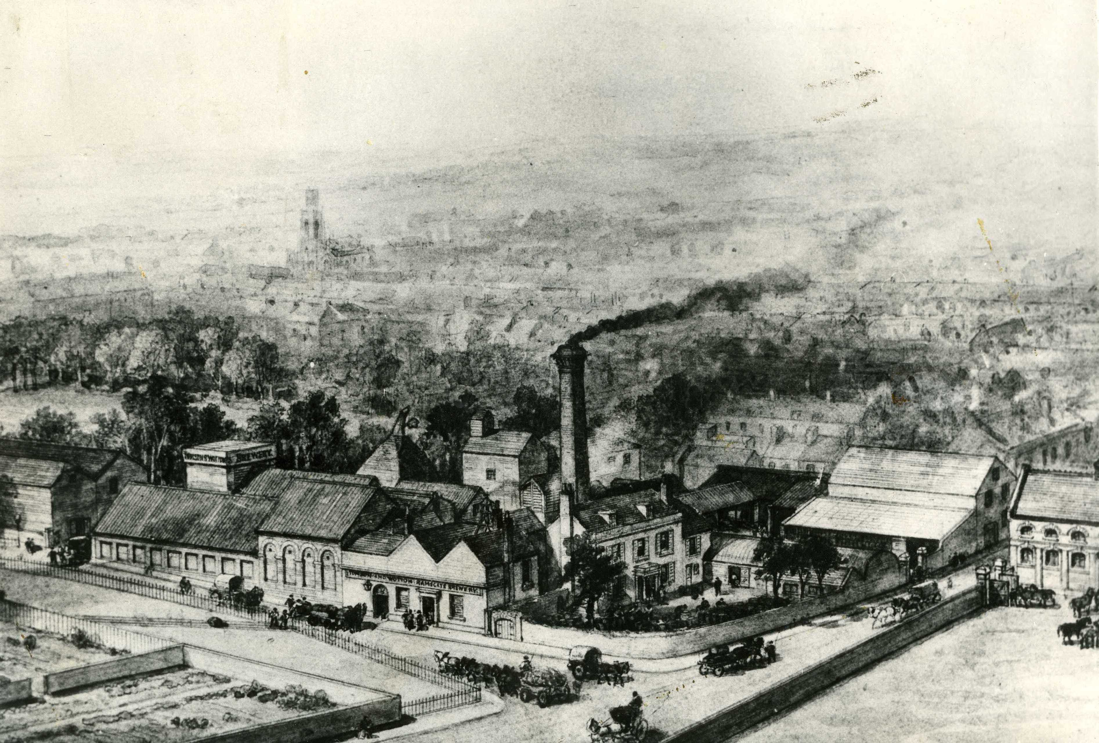 Tomson and Wotton Brewery