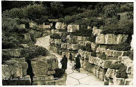 West Cliff Chine