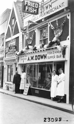 York Street, now Wilkinsons, c.1937
