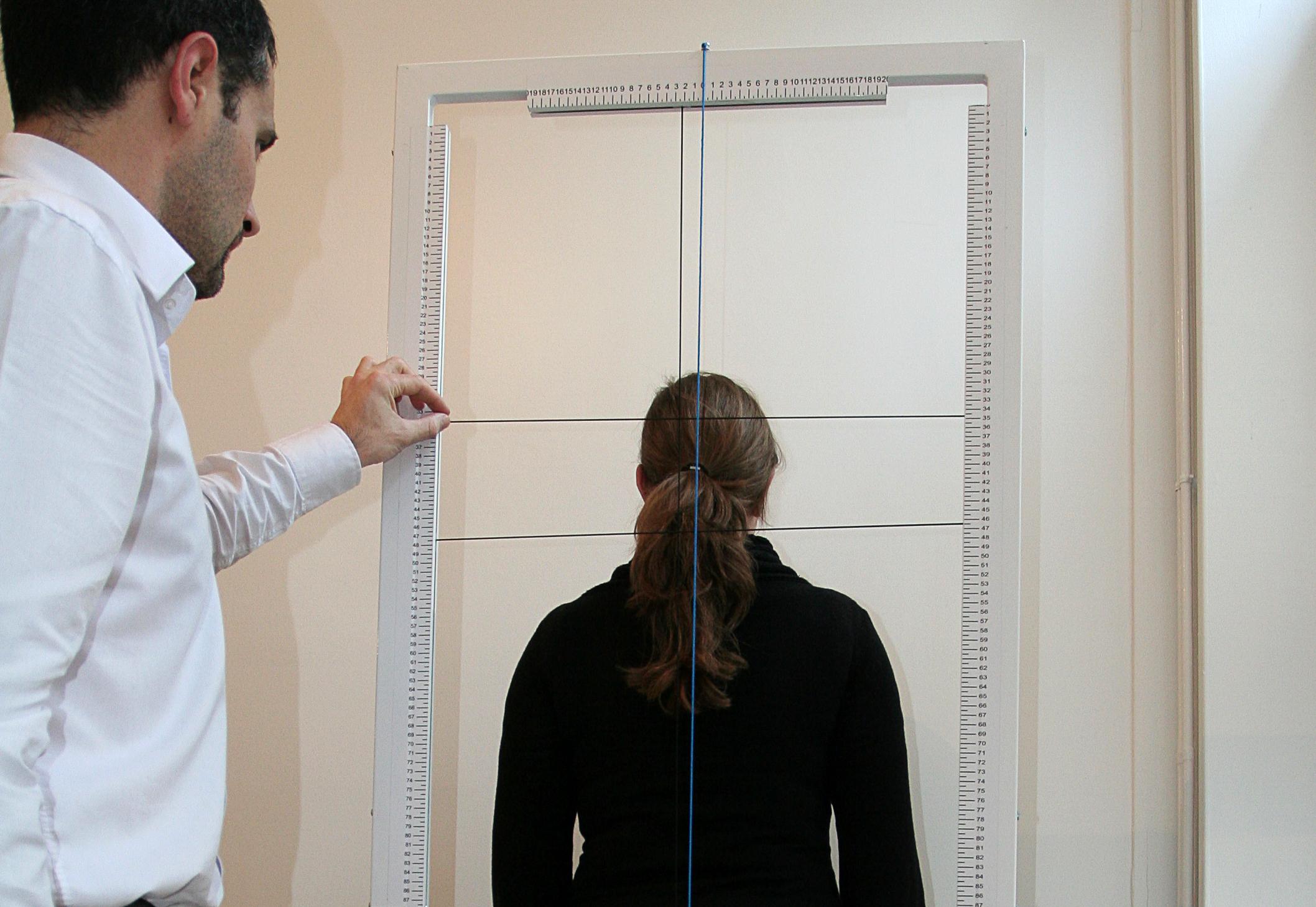 examen chiropratique, chiro nord