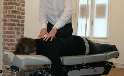 soins chiropratiques, cabinet