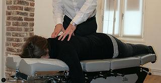 l'ajustement est un acte thérapeutique précis et non douloureux, Centre chiropratique de Lille, chiropracteur Lille