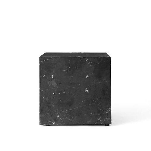 Mesa Auxiliar Black Marble