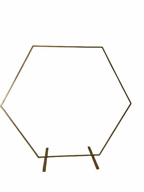 Hexagon 2m (Utleie)