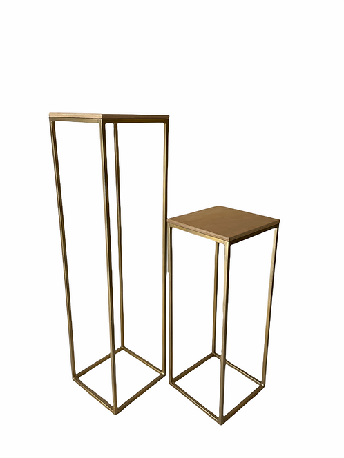 Table Pedestal Frame (Utleie)