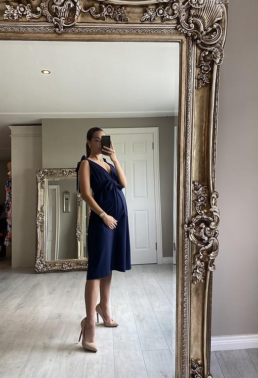 Chloé Dress - French Navy