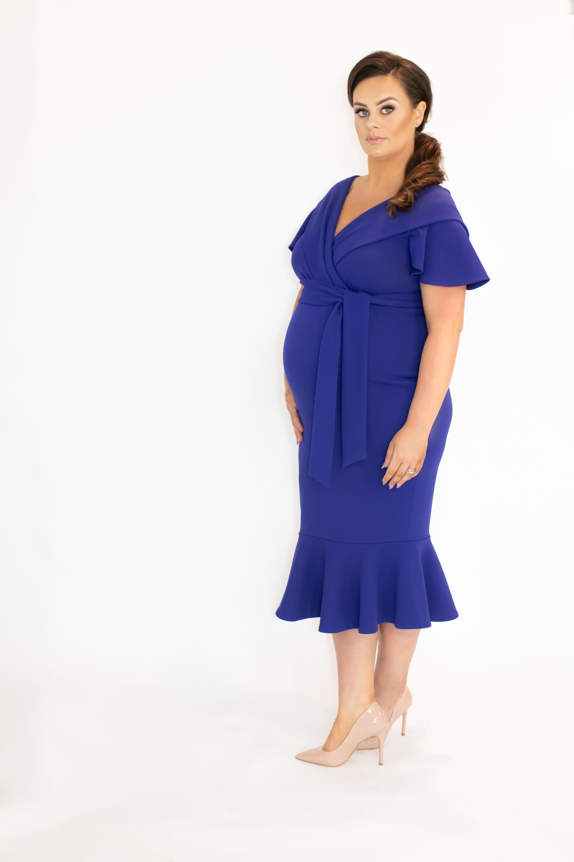Eva Royal Blue