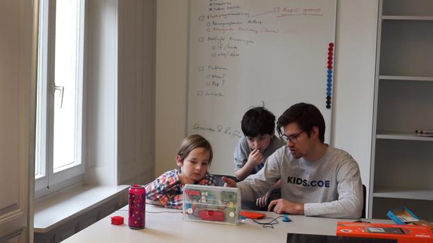 Kinder lernen programmieren in Zürich