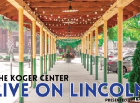 """""""Live on Lincoln"""" featuring The Palmetto Opera on Sunday, October 25"""