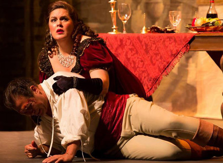 TOSCA Coming to the Koger Center January 2019!