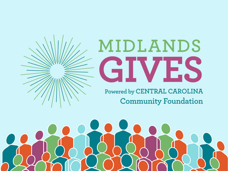 Midlands Gives is May 7, 2019