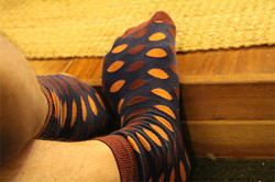 pR sock shot