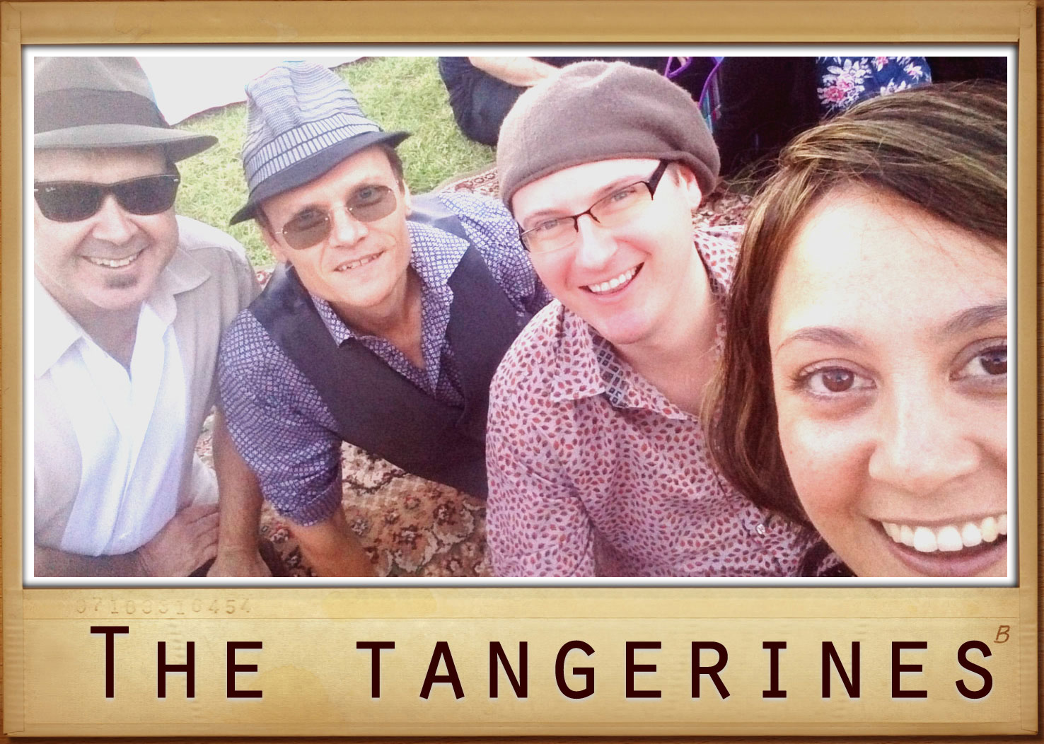 The Tangerines at The Manse