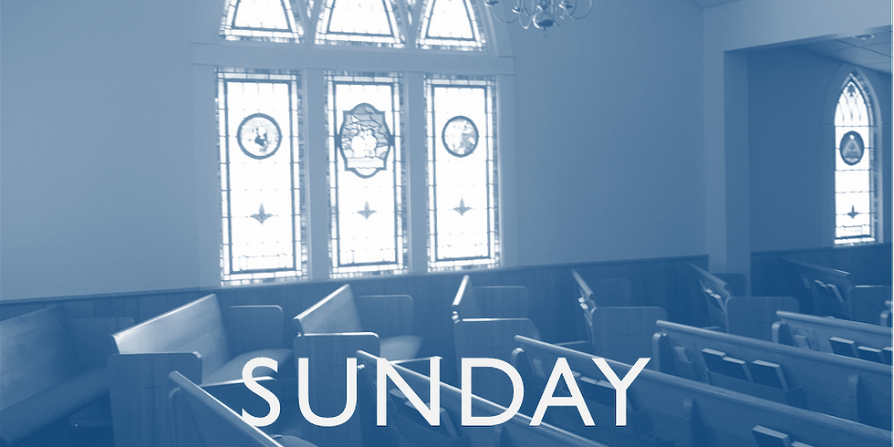 Morning Worship | 7th Sunday of Easter