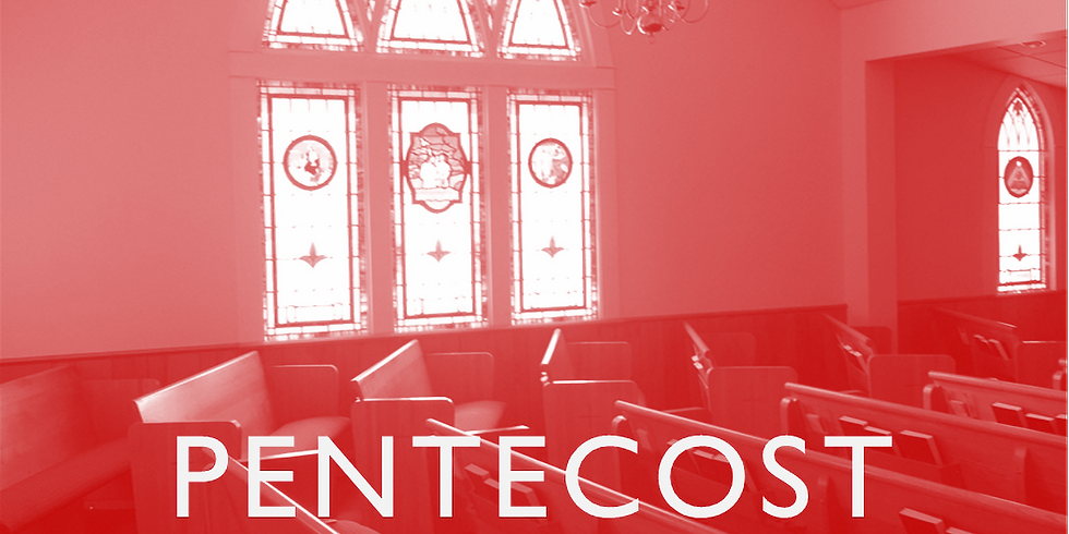 Morning Worship | The Day of Pentecost