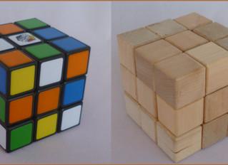 Du cube au cube...